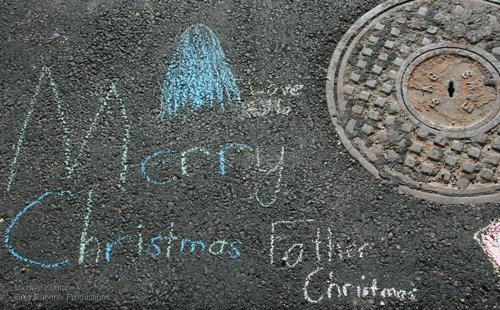 Merry X-mas Father X-mas